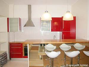 Paris Studio apartment - kitchen (PA-3038) photo 1 of 4