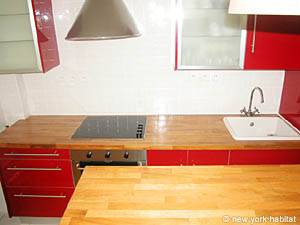 Paris Studio apartment - kitchen (PA-3038) photo 3 of 4