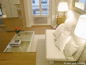 Paris Studio apartment - living room (PA-3038) photo 4 of 7
