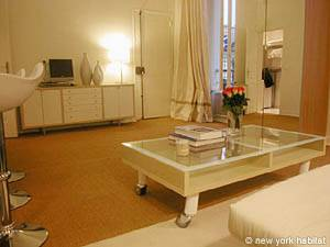 Paris Studio apartment - living room (PA-3038) photo 3 of 7