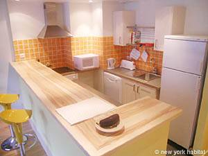 Paris 1 Bedroom accommodation - kitchen (PA-3048) photo 4 of 4