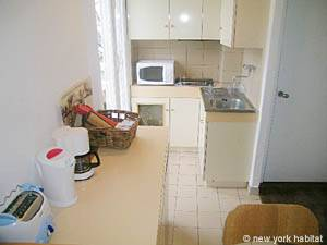Paris 1 Bedroom accommodation - kitchen (PA-3055) photo 1 of 5