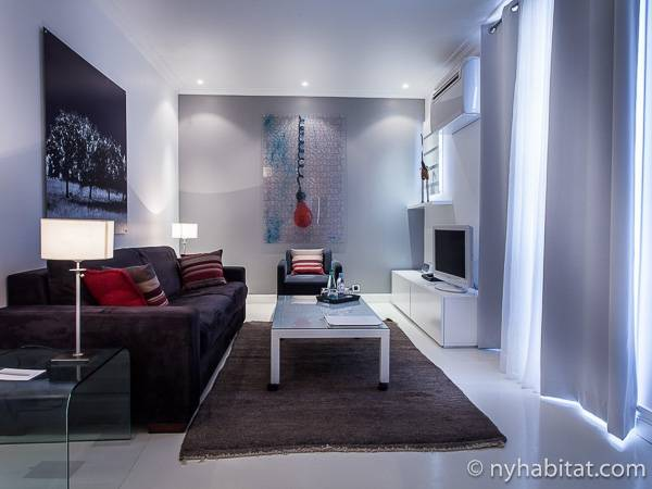 Paris - 1 Bedroom accommodation - Apartment reference PA-3109