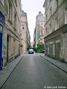 Paris 2 Bedroom - Duplex apartment - other (PA-3118) photo 3 of 6