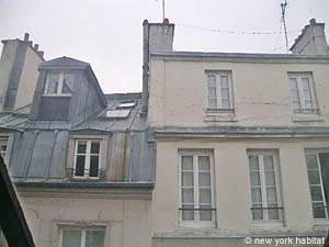 Paris 2 Bedroom - Duplex apartment - living room (PA-3118) photo 7 of 7