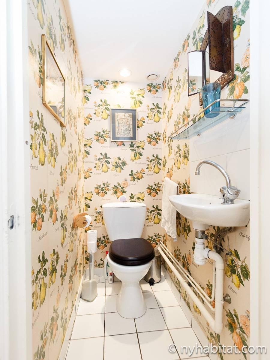logement paris location meubl e t2 saint germain des. Black Bedroom Furniture Sets. Home Design Ideas
