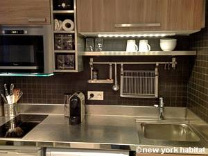 Paris Studio apartment - kitchen (PA-3152) photo 3 of 3