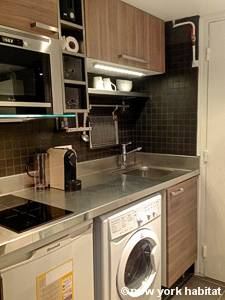 Paris Studio apartment - kitchen (PA-3152) photo 1 of 3