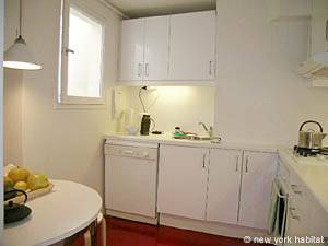 Paris T3 appartement location vacances - cuisine (PA-3176) photo 2 sur 6