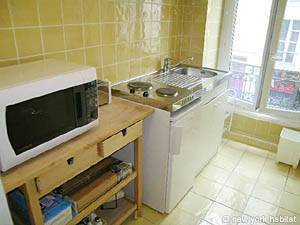 Paris T2 logement location appartement - cuisine (PA-3216) photo 4 sur 4
