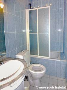 Paris 1 Bedroom accommodation - bathroom (PA-3216) photo 1 of 1