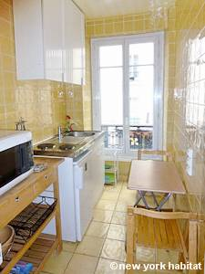 Paris T2 logement location appartement - cuisine (PA-3216) photo 3 sur 4