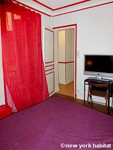 Parigi 1 Camera da letto appartamento - camera (PA-3216) photo 2 di 3