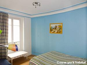 Paris 1 Bedroom accommodation - Apartment reference PA-3216