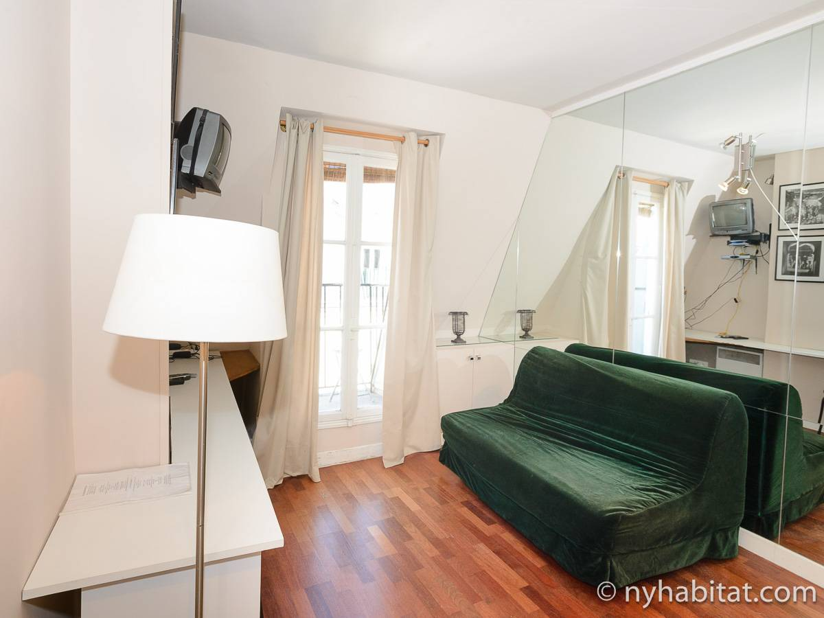 Paris - Studio accommodation - Apartment reference PA-3226