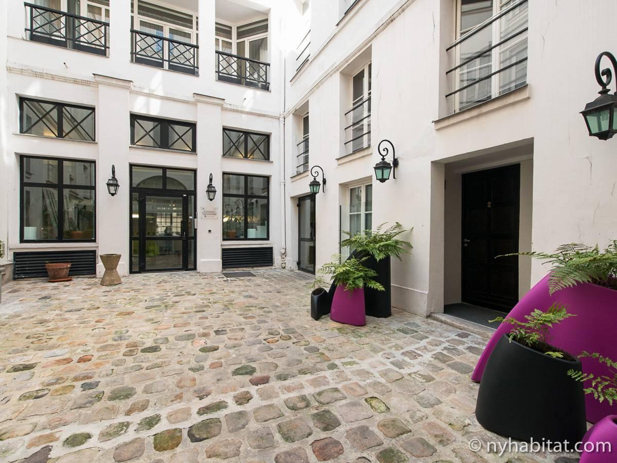 logement paris location meubl e t3 sorbonne quartier latin panth on pa 3230. Black Bedroom Furniture Sets. Home Design Ideas