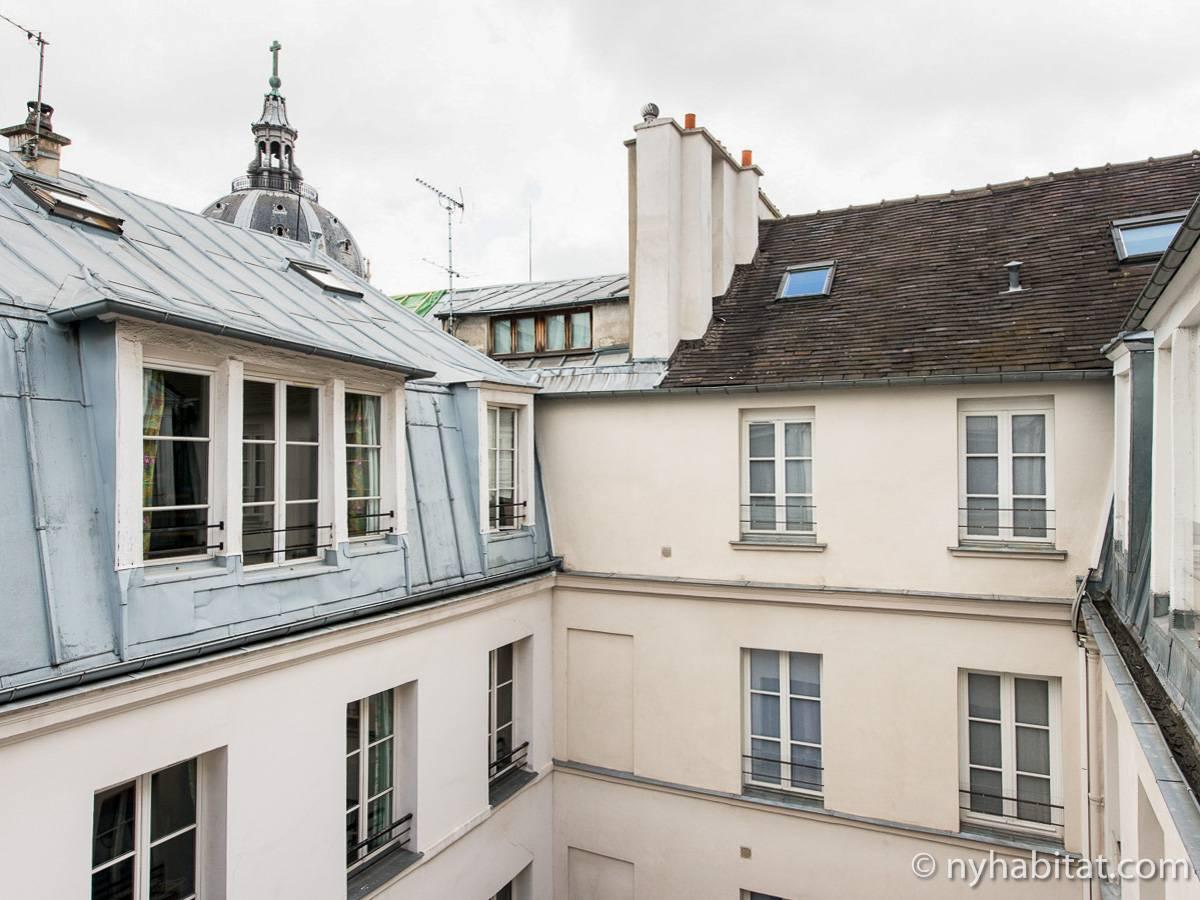 Casa vacanza a Parigi - 2 Camere da letto - Sorbona, Quartiere Latino - Pantheon (PA-3230)