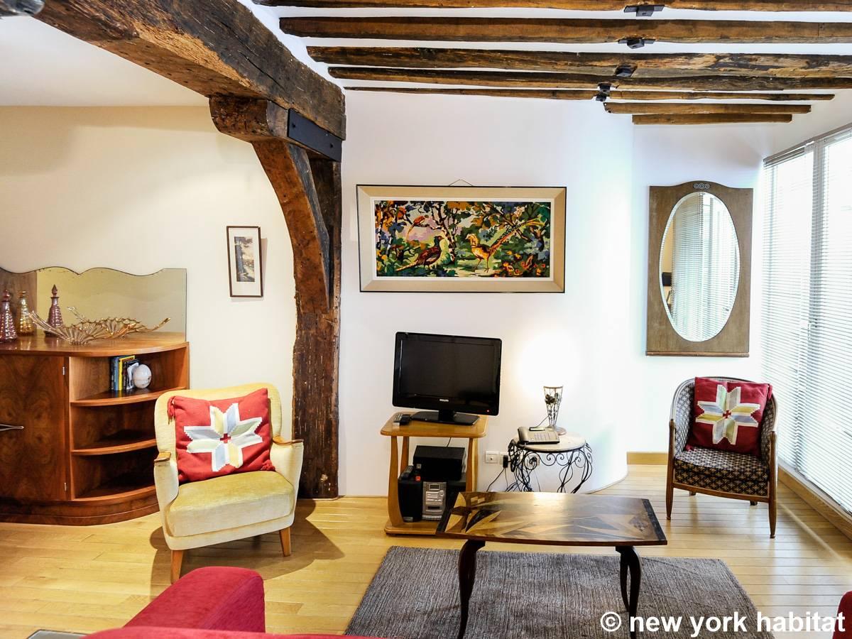 Casa vacanza a Parigi - 2 Camere da letto - Sorbona, Quartiere Latino - Pantheon (PA-3233)