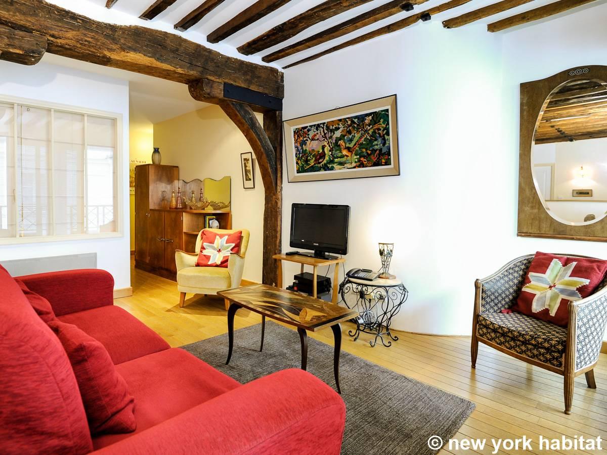 casa vacanza a parigi 2 camere da letto sorbona