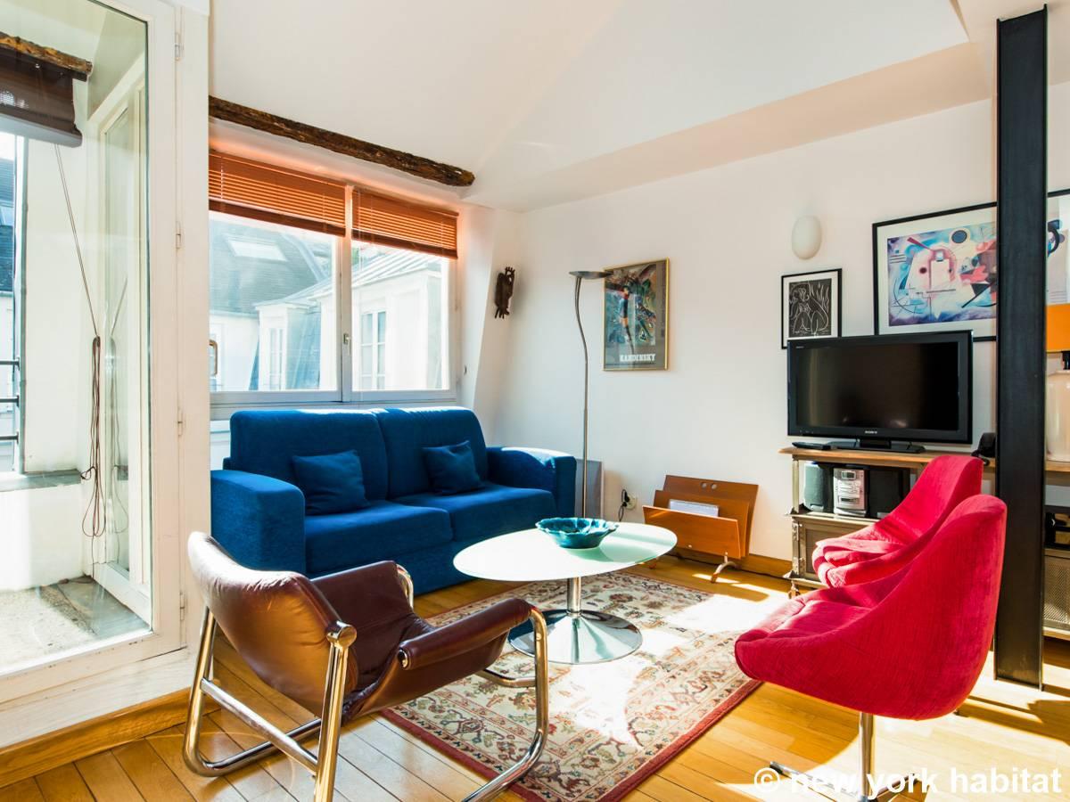 logement paris location meubl e t2 sorbonne quartier latin panth on pa 3234. Black Bedroom Furniture Sets. Home Design Ideas