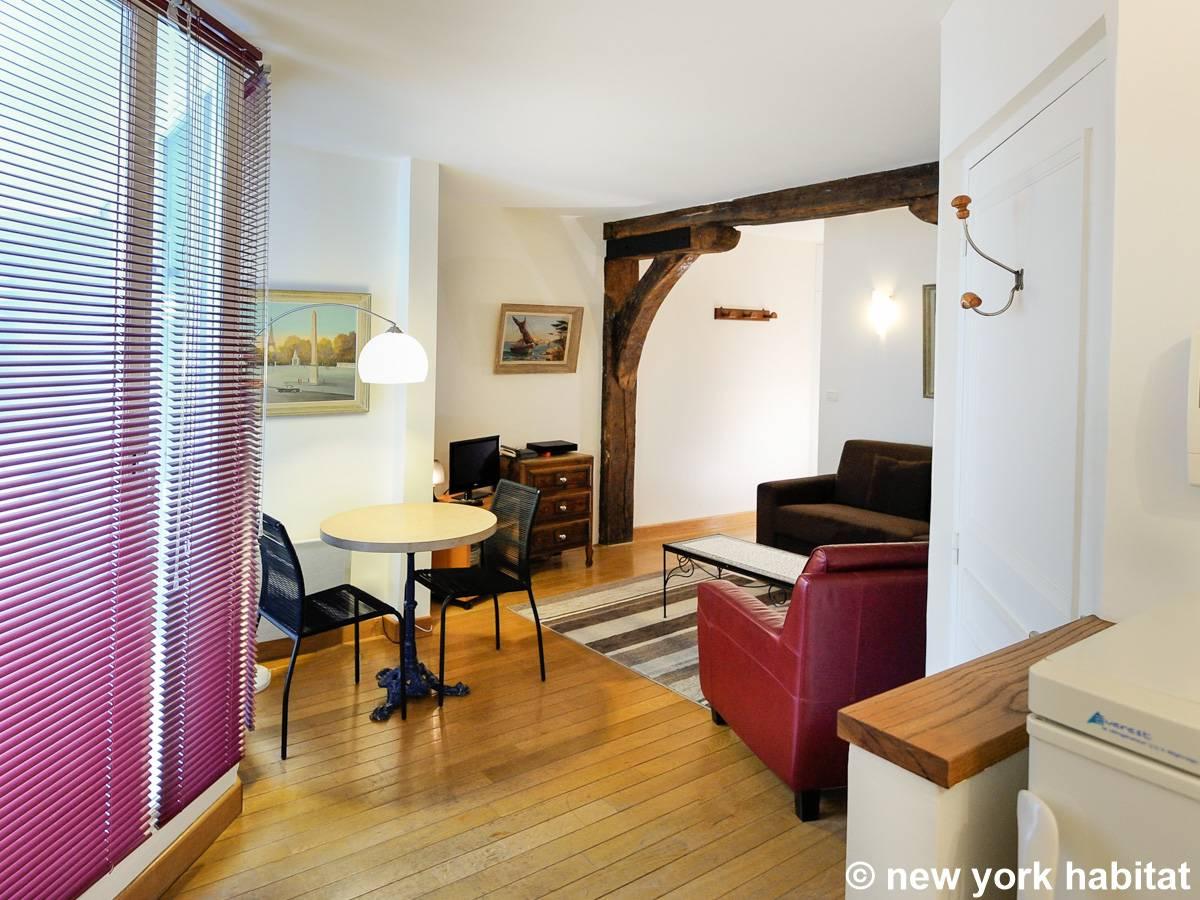 logement paris location meubl e studio t1 sorbonne quartier latin panth on pa 3235. Black Bedroom Furniture Sets. Home Design Ideas