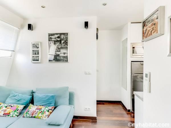 Logement paris location meubl e t2 porte de - Location appartement porte de champerret ...
