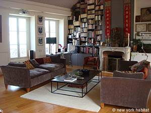 Paris - 3 Bedroom accommodation - Apartment reference PA-3303