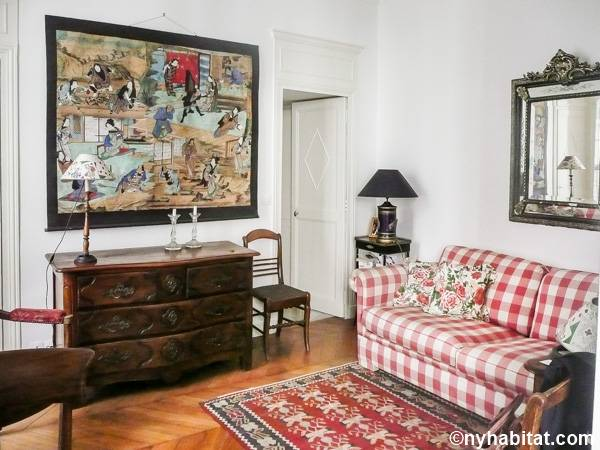 Paris - 1 Bedroom accommodation - Apartment reference PA-3305