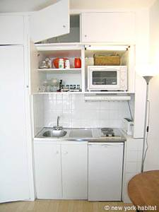 Paris Studio apartment - kitchen (PA-3312) photo 1 of 3