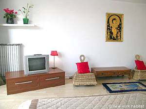 Paris Studio apartment - living room (PA-3312) photo 5 of 11