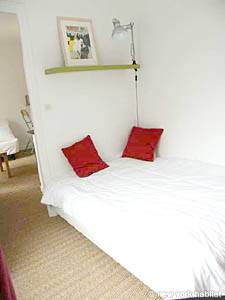 Paris 1 Bedroom accommodation - bedroom (PA-3323) photo 1 of 5