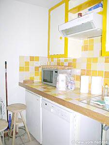Paris 1 Bedroom accommodation - kitchen (PA-3323) photo 2 of 2