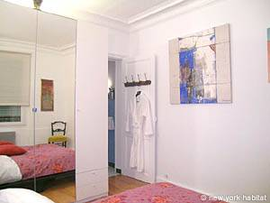 Paris T2 logement location appartement - chambre (PA-3331) photo 3 sur 4