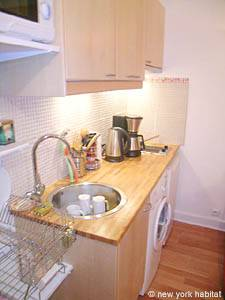 Paris T2 logement location appartement - cuisine (PA-3331) photo 1 sur 3