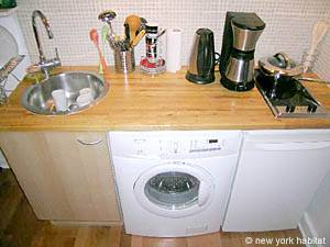 Paris T2 logement location appartement - cuisine (PA-3331) photo 3 sur 3