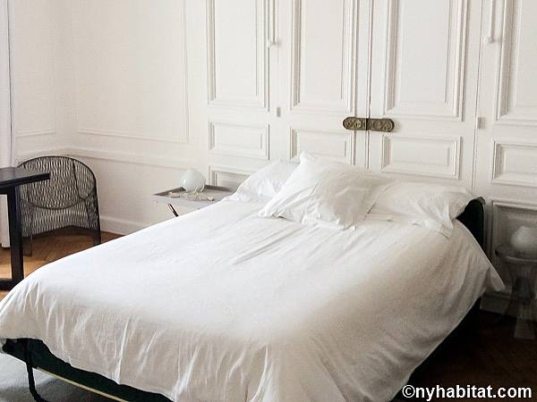Paris 2 Bedroom accommodation - bedroom 2 (PA-3348) photo 1 of 1