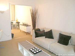 2 Bedroom apartment in Paris Pere Lachaise - PA-3392