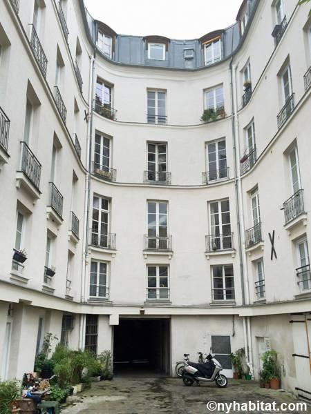 Casa vacanza a parigi monolocale lussemburgo - Casa vacanza a parigi ...