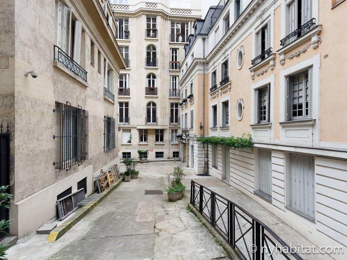Casa vacanza a parigi monolocale passy pa 3461 - Casa vacanza a parigi ...