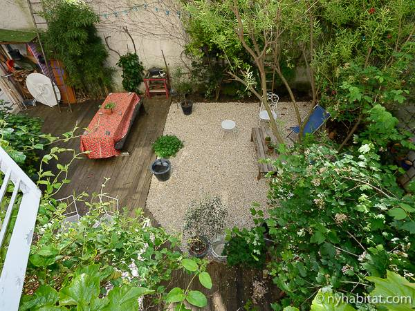 Paris T5 - Duplex appartement location vacances - chambre 3 (PA-3485) photo 5 sur 5
