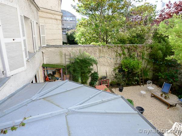 Paris T5 - Duplex appartement location vacances - chambre 1 (PA-3485) photo 4 sur 4