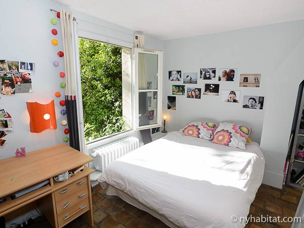 Paris T5 - Duplex appartement location vacances - chambre 3 (PA-3485) photo 1 sur 5