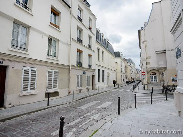 Paris Studio accommodation - other (PA-3548) photo 4 of 10