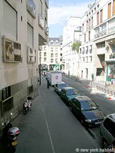 Paris Studio T1 logement location appartement - séjour (PA-3555) photo 6 sur 6