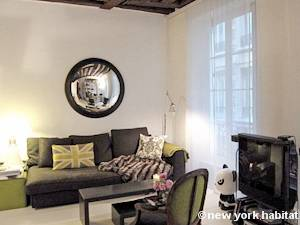 Paris - 1 Bedroom accommodation - Apartment reference PA-3567