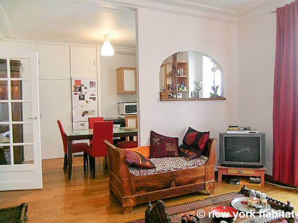 Casa vacanza a parigi 1 camera da letto montparnasse pa 3581 - Casa vacanza a parigi ...