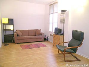 Paris Accommodation: Studio in Canal Saint Martin (PA-3600)
