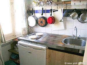 Paris Studio apartment - kitchen (PA-3642) photo 1 of 3