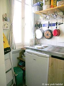 Paris Studio apartment - kitchen (PA-3642) photo 2 of 3