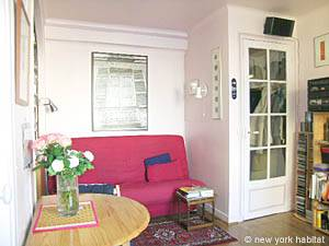 Paris Studio apartment - living room (PA-3642) photo 1 of 9